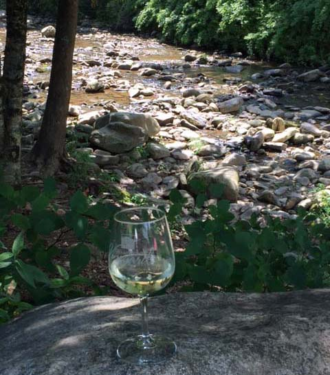 Wine by the River