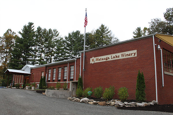 Watauga Lake Winery